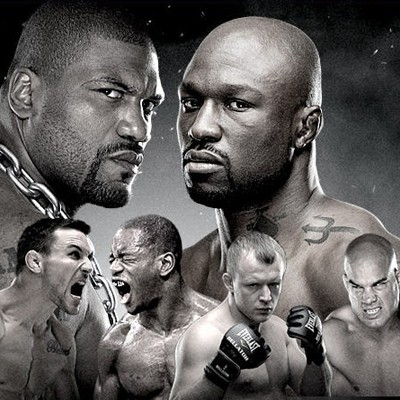 Bellator's First Pay-Per-View Hobbles Towards the Finish Line