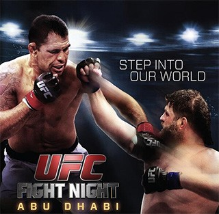 UFC Fight Night 39: Nogueira Facing Hard Night against Nelson in Abu Dhabi