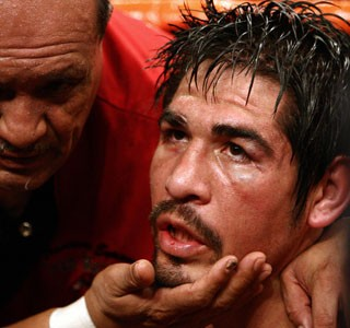 MARGARITO GETTING HIS COME-UPPANCE?