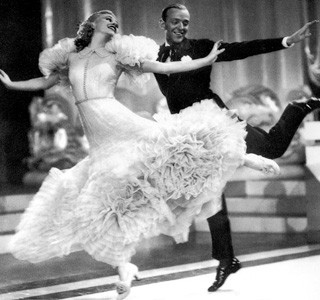 Shall we dance? A perfect match-up of two fighters is a lot like watching Fred Astaire and Ginger Rogers