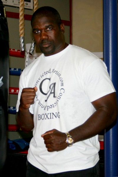 Former WBC Heavyweight Champion Ross Puritty helps to mentor and raise awareness one kid at a time.