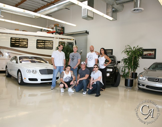 Exotic Car Clubs of Southern California