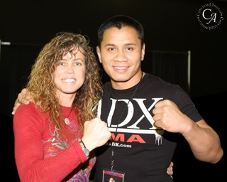 Strikeforce MMA Middleweight Champion Cung Le Interview