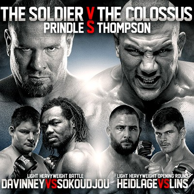 Bellator 121 Fight Card Results