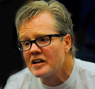 FREDDIE ROACH INTERVIEW