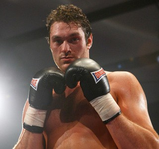 TYSON FURY… VULNERABILITY GOES A LONG WAY