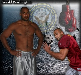 Gerald Washington from Pro Football to Pro Boxing; Exclusive Interview