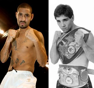 MY FAVORITES - Diego Corrales - Greg Haugen