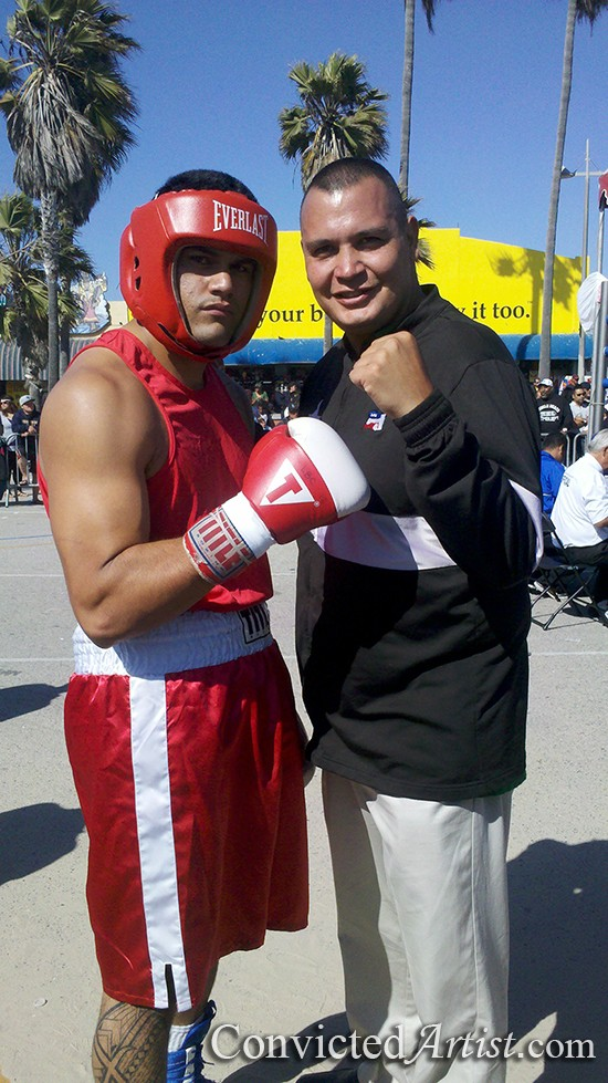 Los Angeles, California Boxing Trainer
