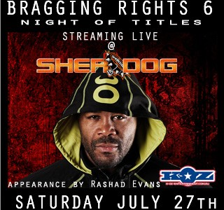 Sherdog.com and K-OZ Entertainment Announce Agreement to Promote & Stream Live MMA Fights