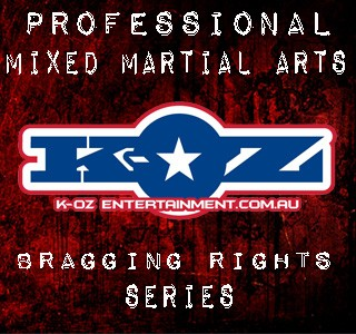 K-OZ Entertainment - BRAGGING RIGHTS SERIES