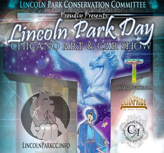 Lincoln Park Day - Convicted Artist Art Exhibition