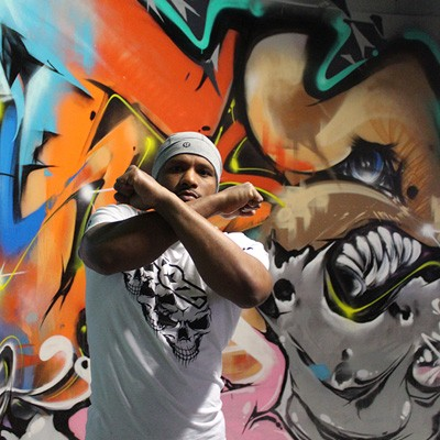 The Link Between Hip-Hop and Graffiti