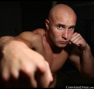 Max 'Payne' Martyniouk Mixed Martial Artist Interview