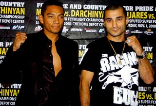 WBA,WBC,IBF 115-Pound Championship Unification. Mijares vs. Darchinyan