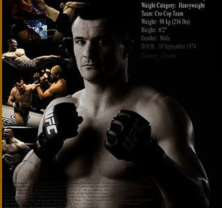 Cro Cop is staying in the UFC