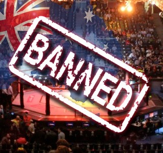 Cage Ban forces K-OZ Bragging Rights 6 to be held in a Boxing Ring
