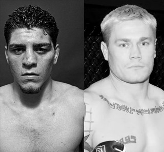 "Nick Diaz vs. Joe ""diesel"" Riggs"