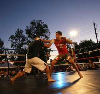 Convicted Artist Fight Night at REIGN Training Center Photo Gallery Part 3