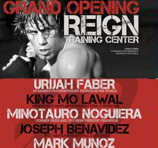 Reign Training Center Grand Opening -Exclusive Interviews