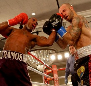 Rico Ramos vs. Efrain Esquivias; Ringside Coverage
