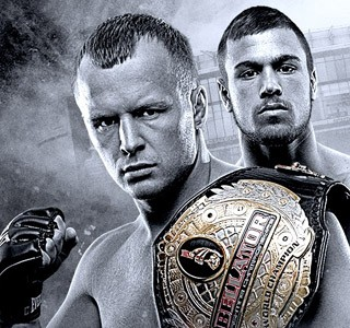 Shlemenko V. Ward: Russian Meets America in Bellator Middleweight Title Match