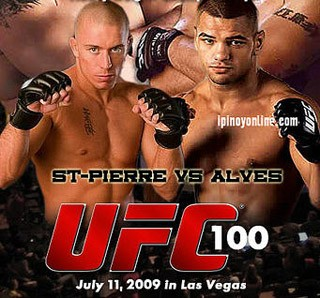 "Don't ""Rush"" the ""Pitbull"" George St. Pierre vs. Thiago Alves"