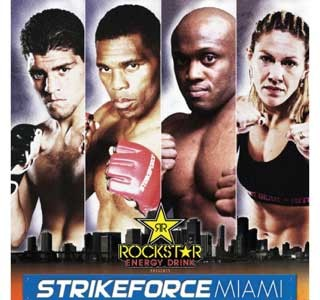 Strikeforce Miami Results and Commentary