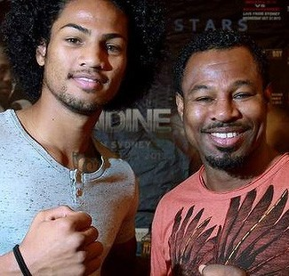 SHANE MOSLEY JR. INTERVIEW