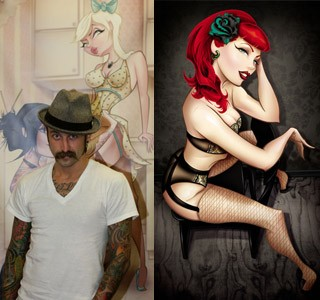 Modern Day Comic Pin-Up Artist Tyson McAdoo Interview