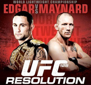 UFC 125 Results