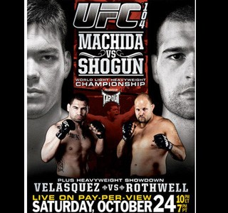 Is Shogun Rua's style setting him up for defeat at UFC 104?