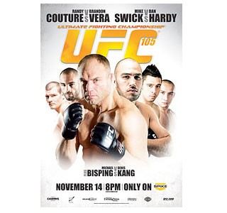 UFC 105 Couture Vs Vera Fight Dissection