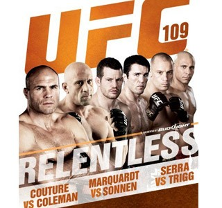 UFC 109 Results and Commentary