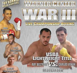 WARNER CENTER WAR 3