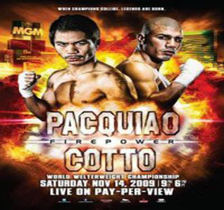 pac-cotto poster