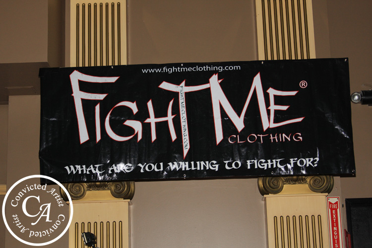 You are browsing images from the article: NOT WITHOUT A FIGHT! presented by Convicted Artist