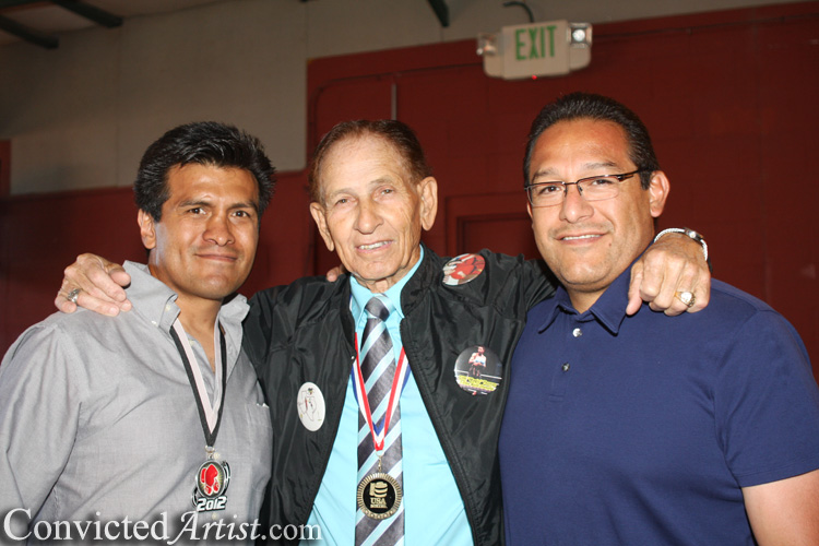 You are browsing images from the article: El Paso Boxing & Martial Arts Hall of Fame 2012 Inductees