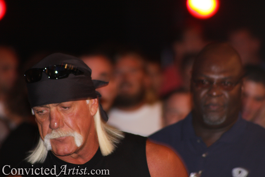 You are browsing images from the article: Hulk Hogan Likes MMA