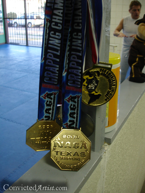 You are browsing images from the article: Renshi Sensei Benny Benavides - Jiu Jitsu & Grappling Champion