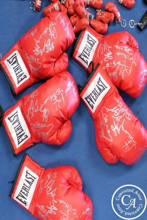 You are browsing images from the article: John Bray Boxing Foundation