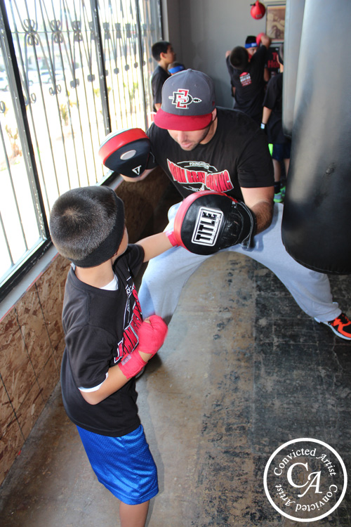 You are browsing images from the article: 2013 John Bray Free Youth Boxing Clinic Photo Gallery