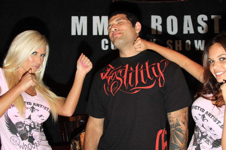 You are browsing images from the article: MMA Roast Comedy Show Photo Gallery