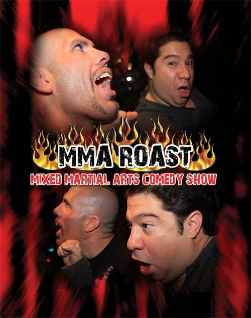 You are browsing images from the article: MMA ROAST - Mixed Martial Arts Comedy Show