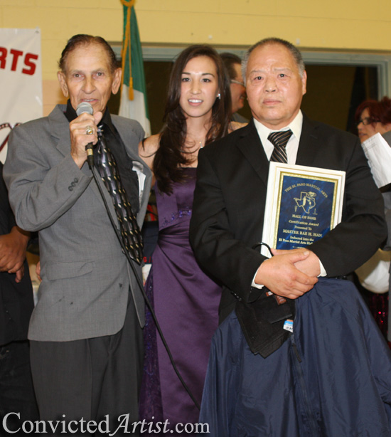 You are browsing images from the article: El Paso Boxing & Martial Arts Hall of Fame Photo Gallery