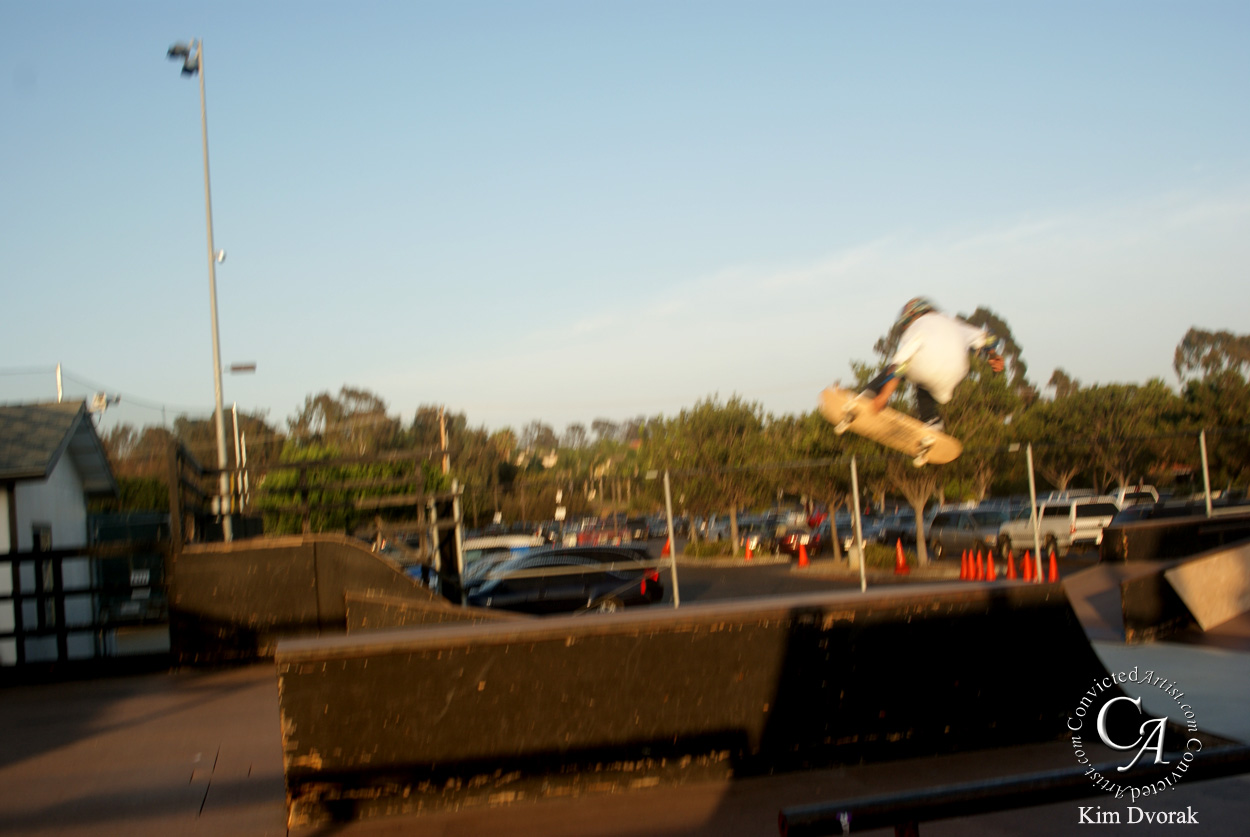 You are browsing images from the article: YMCA Skate Park In Encinitas is home to the top professionals