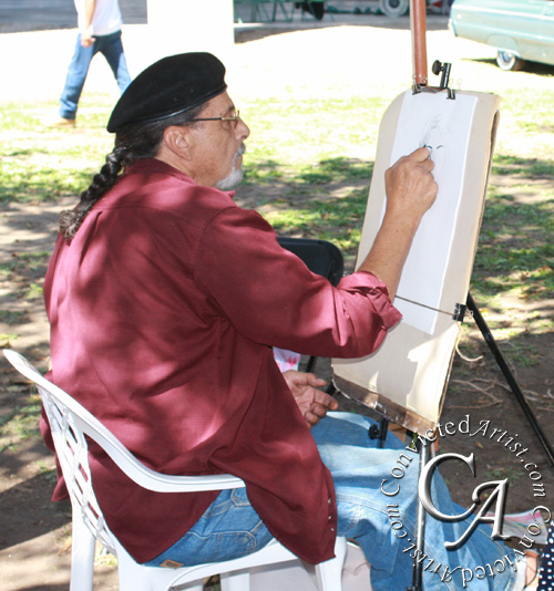 You are browsing images from the article: 5th Annual El Corazon De El Paso with Convicted Artist