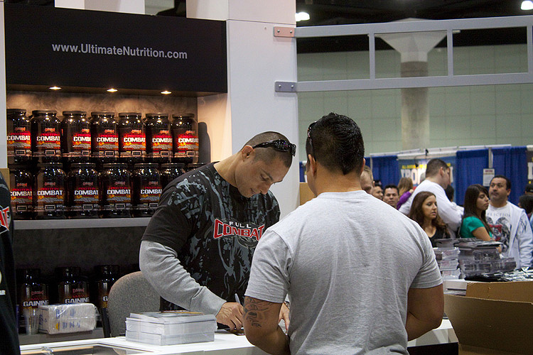 You are browsing images from the article: The Fitness Expo Photo Gallery