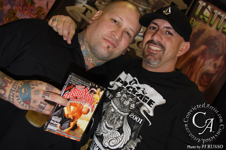 You are browsing images from the article: Musink's 3rd Annual Tattoo, Art, and Music Expo