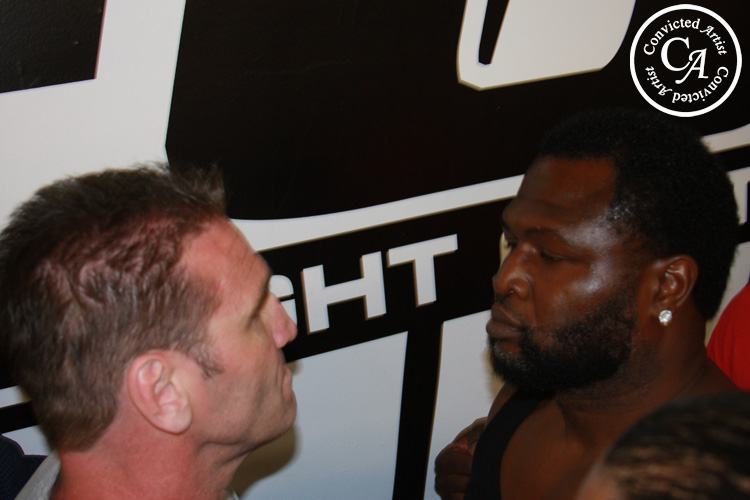 You are browsing images from the article: Ken Shamrock vs. James 'Lights Out' Toney